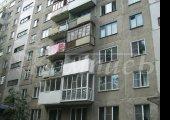 Обшивка сайдингом балкона(перед его остеклением)