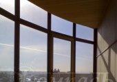 Пол, перила и потолок евровагонка А -класса